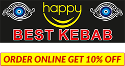 Happy Best Kebab